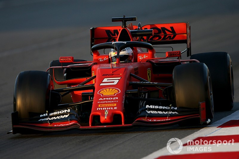 "Vettel says new front wings look ""really ugly"""