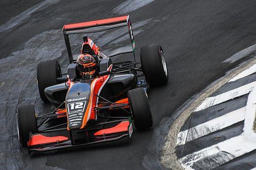 Петров вновь поднялся на подиум TRS, Армстронг стал новым лидером сезона