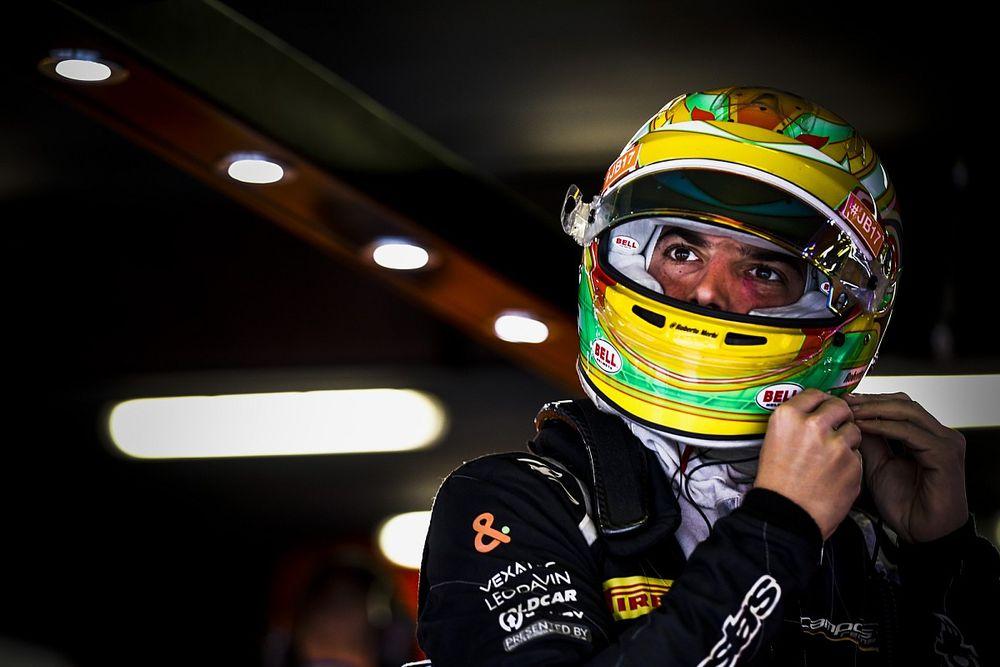 Roberto Merhi torna nel WEC con l'Eurasia a Spa