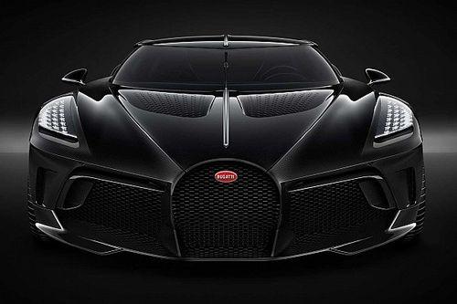 El Bugatti más exclusivo: La Voiture Noire