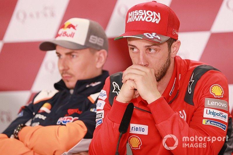 """Dovizioso: """"Va a ser una temporada más competida que la anterior"""""""