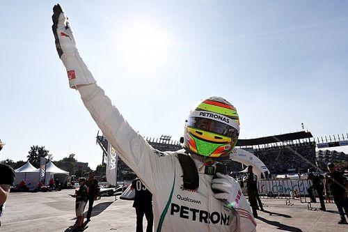 Esteban Gutiérrez probará con el equipo Mercedes de Fórmula E