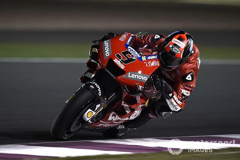Petrucci diz que Ducati o fez acreditar mais em si mesmo