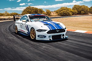 Ford презентував Mustang для серії Supercars