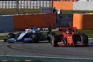 Comparaison photo: toutes les F1 2019
