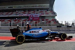 F1's brutal nature laid bare by Williams's plight