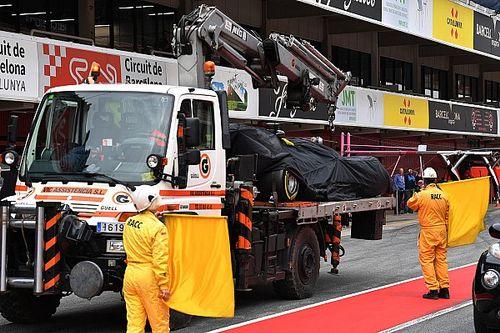 """Haas veroorzaakt drie rode vlaggen: """"Het gaat om kleine problemen"""""""