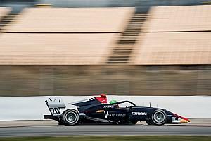 Пульчини закончил тесты Формулы 3 в Барселоне с лучшим временем