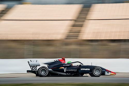 Pulcini fastest again as Barcelona F3 test wraps up