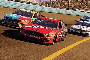 LIVE: eNASCAR Heat Pro League draft from ISM Raceway