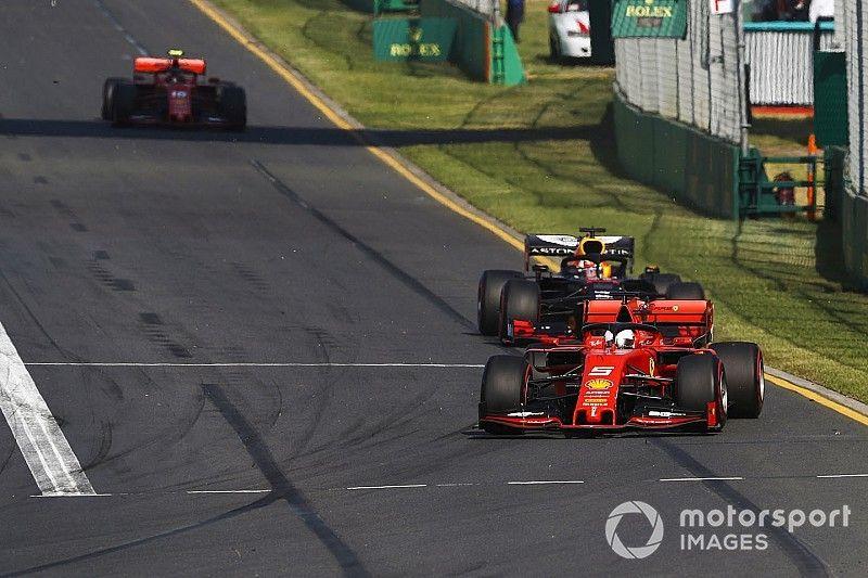 """Ferrari debe hacer que el traspiés de Australia sea una """"excepción"""""""