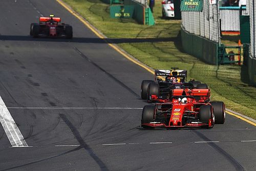 "Binotto: Ferrari must make Australia slump an ""exception"""
