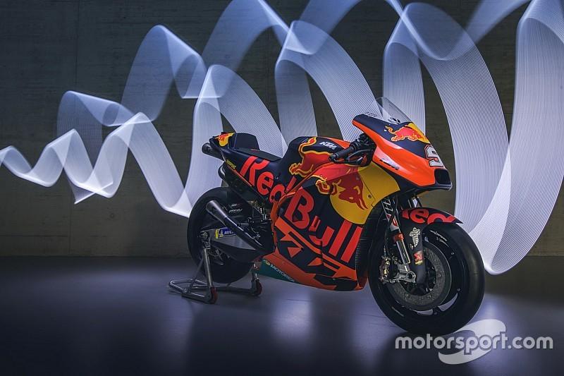 Галерея: Зарко та Пол Еспаргаро представили заводську команду KTM