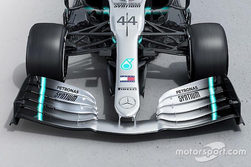 GALERI: Lebih dekat dengan Mercedes W10