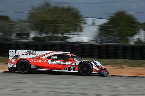 Sebring 12 Hours: Cameron grabs pole for Acura Team Penske
