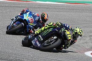 """Des """"sentiments partagés"""" pour Rossi, qui a touché du doigt la victoire"""