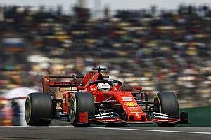 """Vettel: """"Ik wist dat Verstappen wat zou proberen"""""""