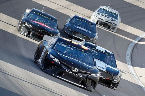 "NASCAR: ""We have a lot of work to do"" despite positive test"