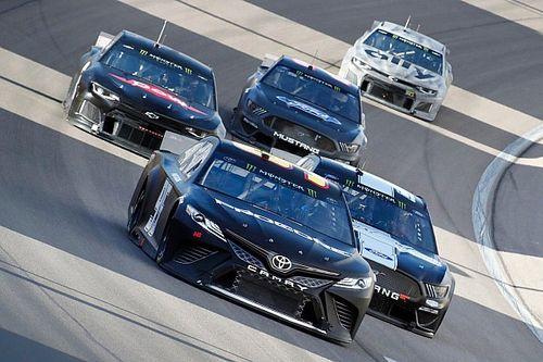 "NASCAR: ""We have a lot of work to do"" despite positive test"