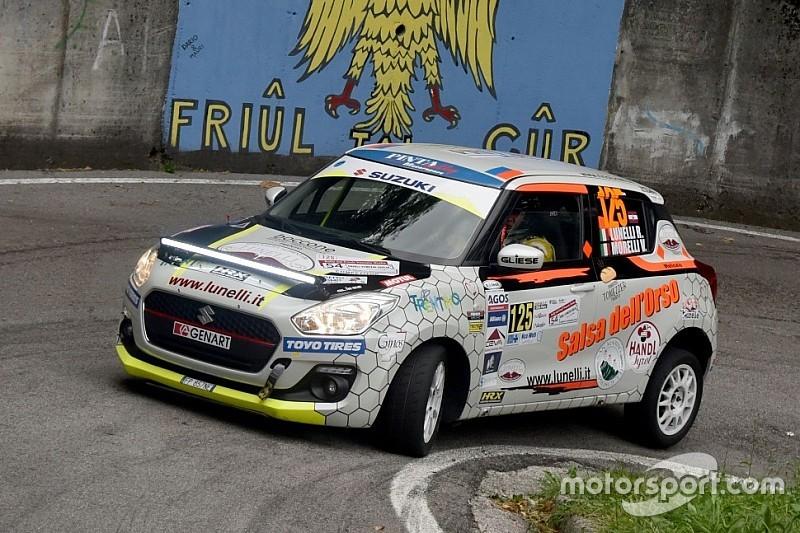 """Suzuki Rally Cup apre il """"Girone WRC"""" con il Rally 1000 Miglia"""