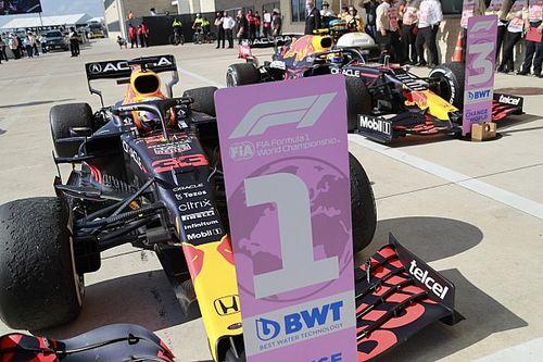 勝利のカギは、フェルスタッペンのタイヤ管理。レッドブル代表「途中、勝てるかどうか疑った」