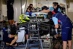 Williams пропустит первый день тестов