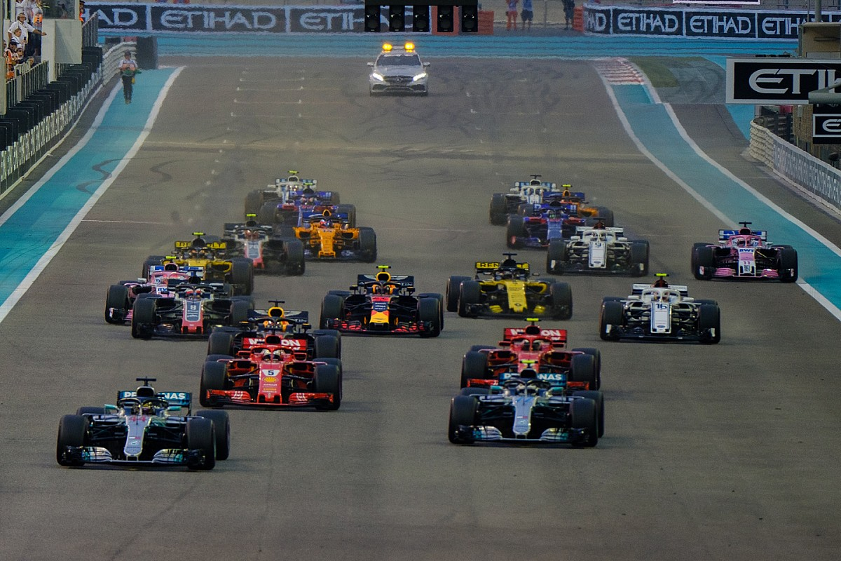 Abu Dhabi Grand Prix driver ratings