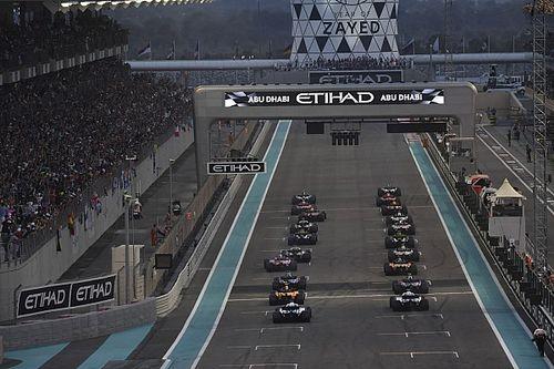 Hoe laat begint de Formule 1 Grand Prix van Abu Dhabi?