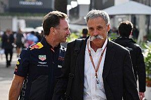 Carey, Formula 1'in bahis konusunda harekete geçmesini savundu