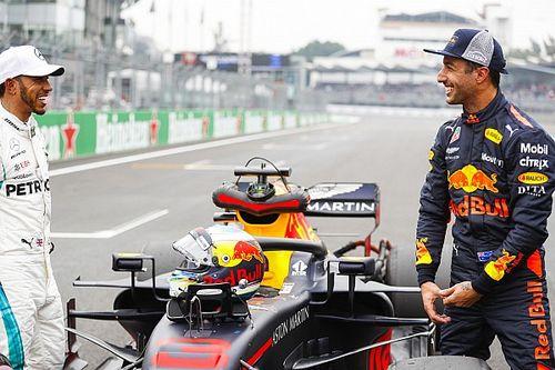 A Mexikói Nagydíj F1-es rajtrácsa a büntetések után