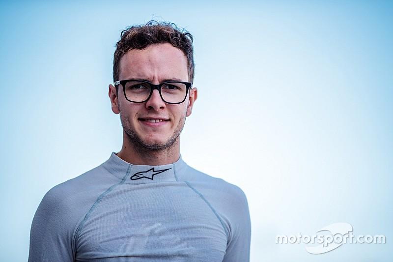 Renault'nun tam desteğini alan Hubert, F2'de mücadele edecek