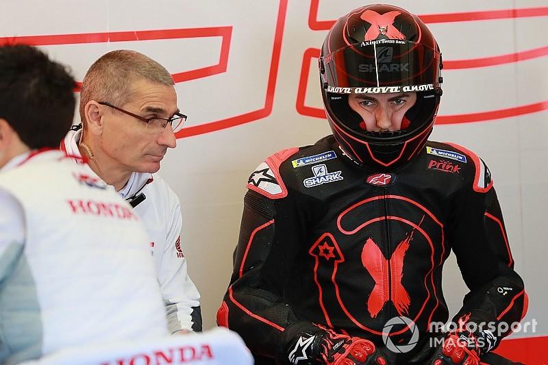 Lorenzo voelt zich 'veiliger' op compacte Honda