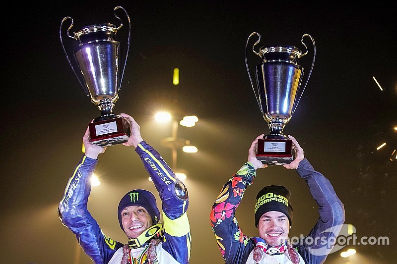 Gallery: Rossi, Morbidelli win the '100km del Campioni'