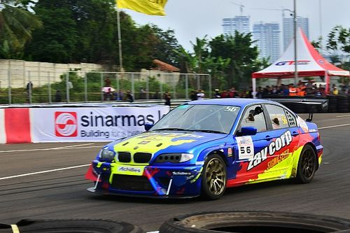 BSD City Grand Prix: Benny Santoso podium tertinggi ETCC 3000
