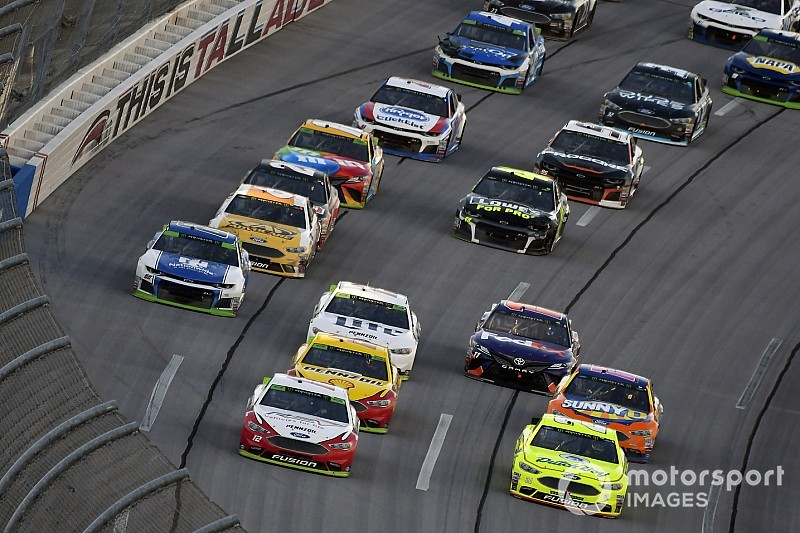 Higher speeds, engine concerns prompt Talladega rule changes