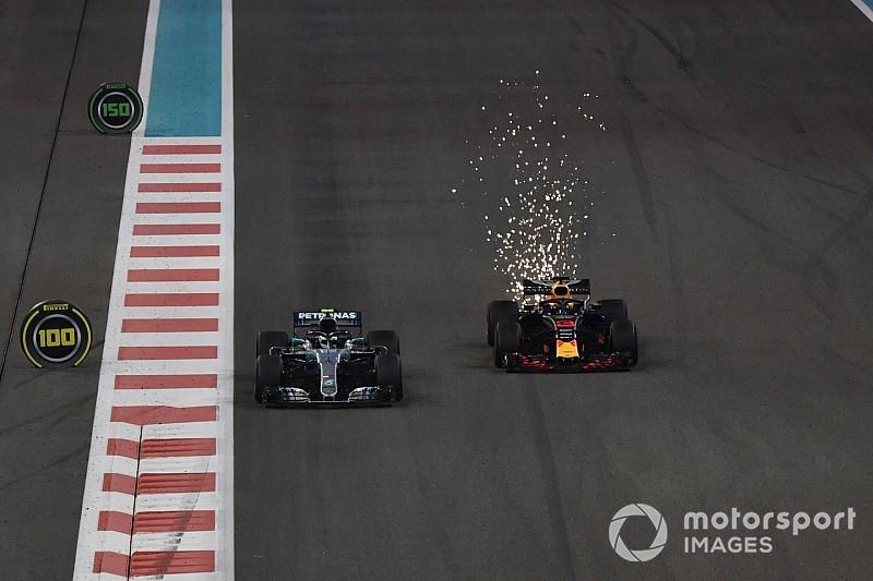 Ricciardo had achteraf wellicht andere strategie willen hebben