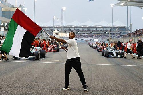 Abu Dhabi Nagydíj a kulisszák mögött: Will Smith a házban!