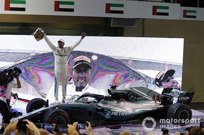 Hamilton cierra el 2018 con su victoria 73 en la Fórmula 1