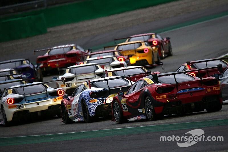 Ecco tutti i partecipanti del Ferrari Challenge alle Finali Mondiali di Monza