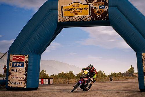 'Dakar 18' incorpora el Desafío Ruta 40 en su primer DLC