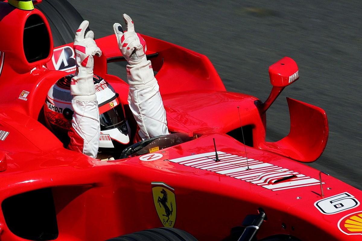 Ma 13 éve, hogy Räikkönen azonnal futamot nyert a Ferrarival az Ausztrál Nagydíjon