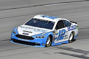 Ryan Blaney leads Ford sweep of top five in Texas qualifying