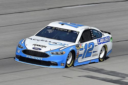 Ryan Blaney lidera un top cinco para Ford en Texas