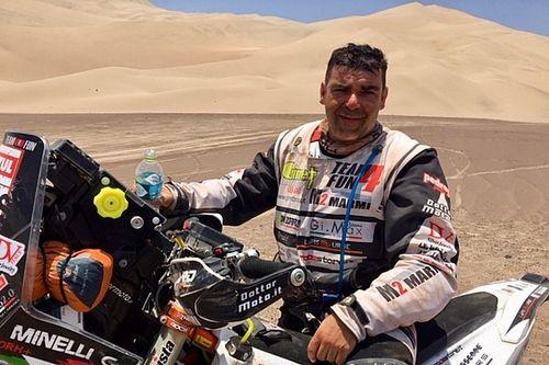 "Dakar, Minelli: ""Le dune di Tanaka sono bellissime quanto insidiose"""