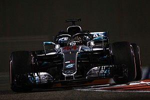 GP Abu Dhabi: Hamilton in pole nella notte davanti a Bottas e Vettel