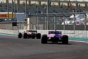 Formel 1 Abu Dhabi 2018: Das Trainingsergebnis in Bildern