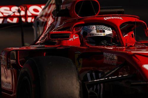 Tes F1 Abu Dhabi: Vettel puncaki hari pertama, Gelael terbawah