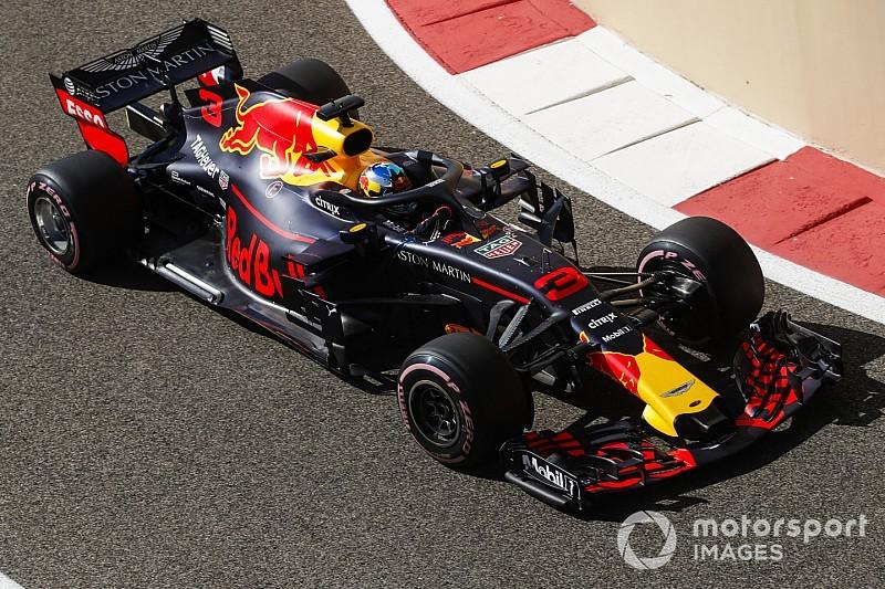 Horner: Ricciardo'nun sorunu sensörle ilgili olabilir