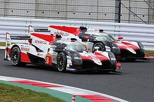 Toyota reconoce que la rivalidad entre sus coches es complicada de manejar