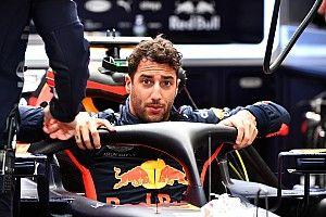 Red Bull запретила Риккардо работать на тестах с Renault в Абу-Даби